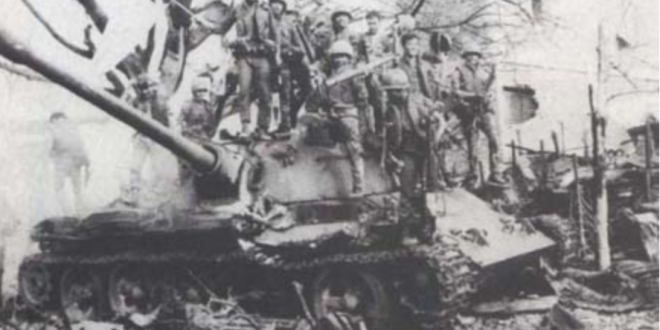 THE U S  ARMY IN VIETNAM FROM TET TO THE FINAL WITHDRAWAL