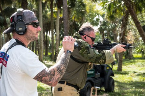 Shawn Ryan, Former US Navy SEAL and Contractor for the CIA